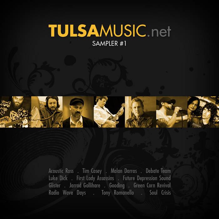 TULSAMUSIC.net SAMPLER #1 cover art