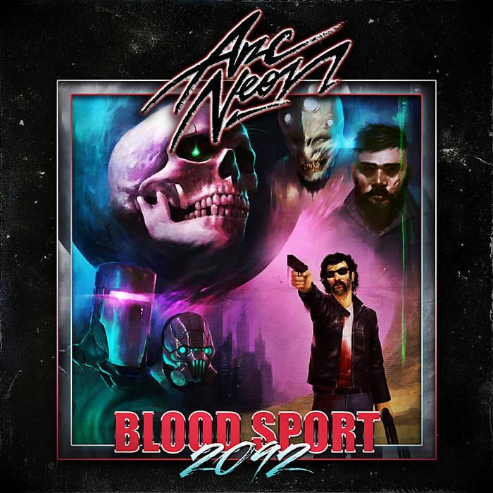 Blood Sport 2092 cover art