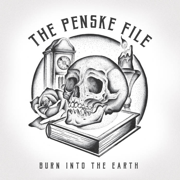 Burn Into The Earth cover art