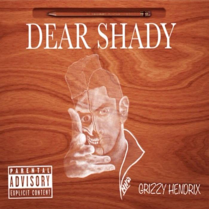 Dear Shady EP cover art