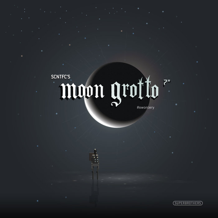 "Sword & Sworcery: Moon Grotto 7"" cover art"