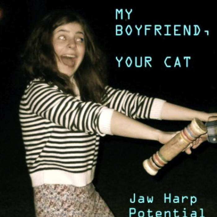 My Boyfriend, Your Cat cover art