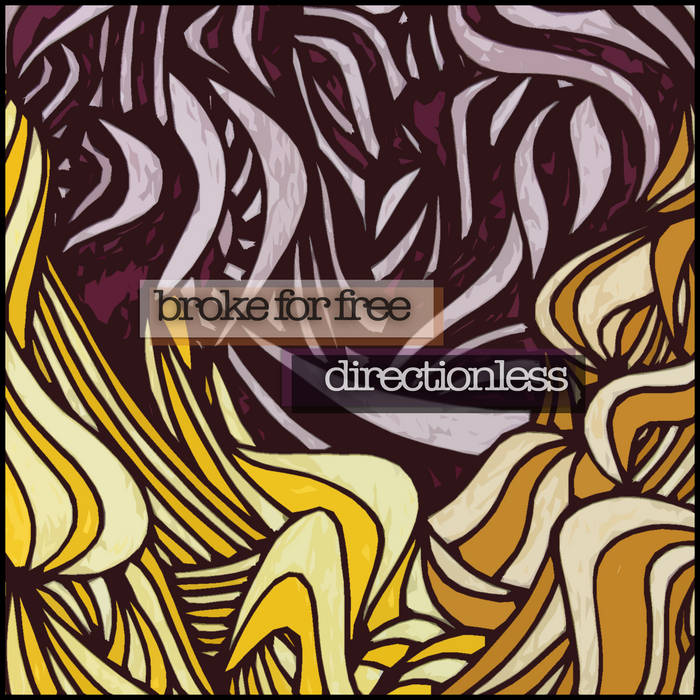 Directionless EP cover art