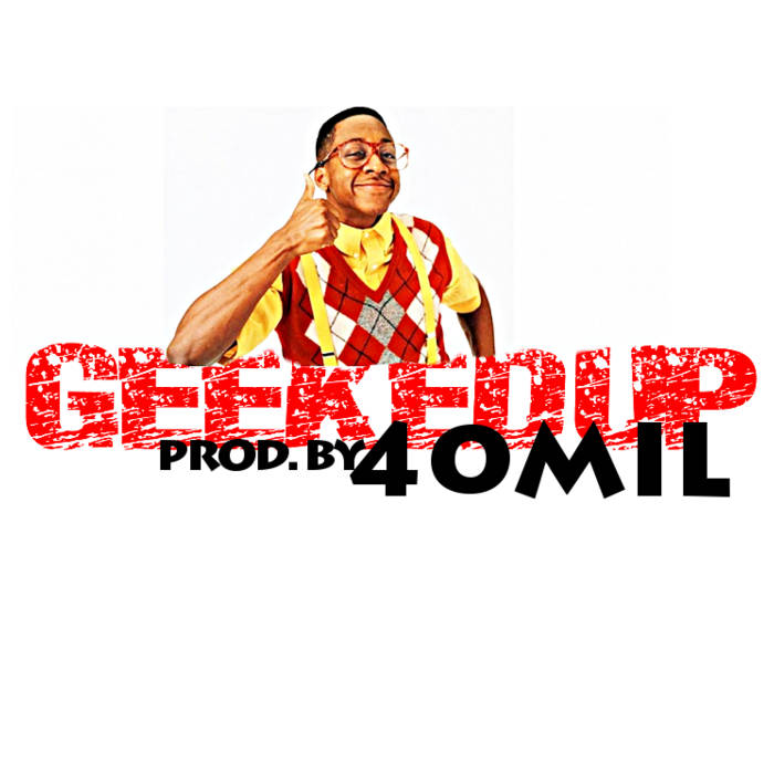 GEEKED UP cover art
