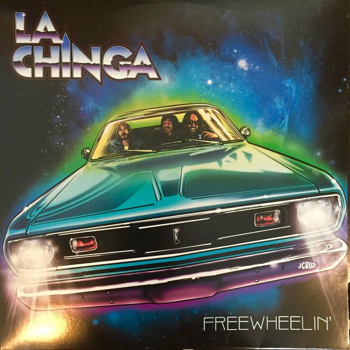 Freewheelin' cover art