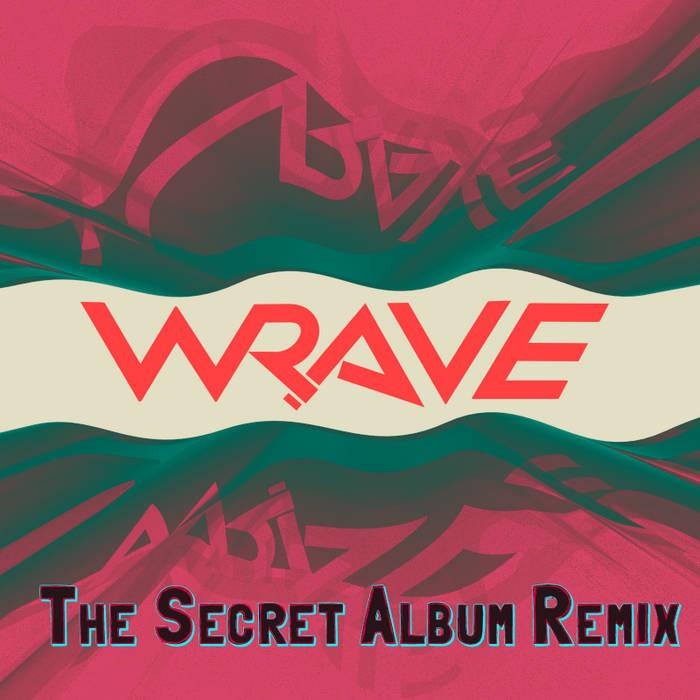 The Secret Album Remix cover art