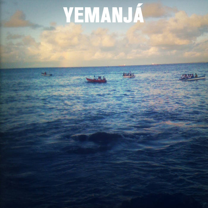 YEMANJÁ cover art