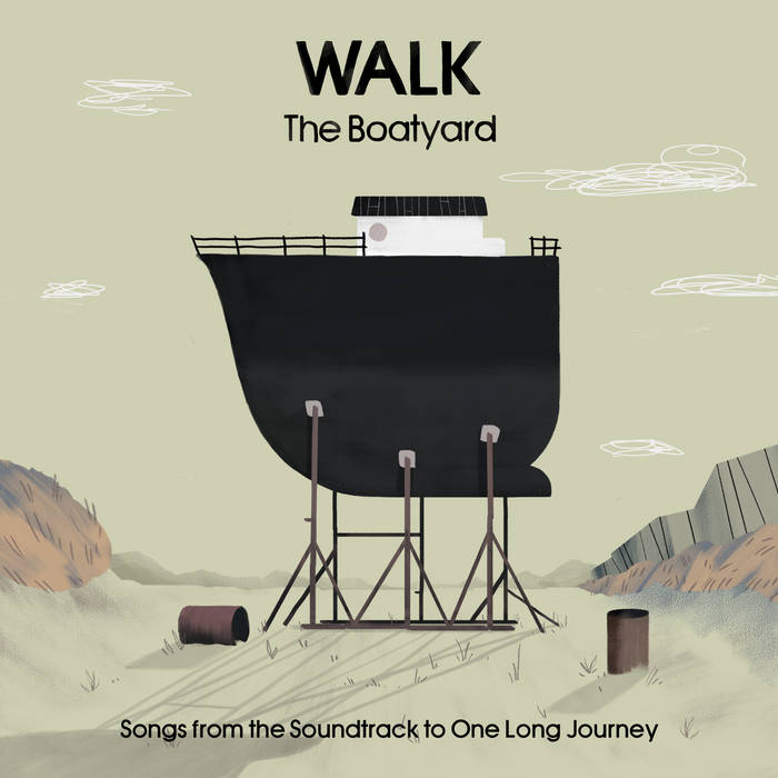 The Boatyard cover art