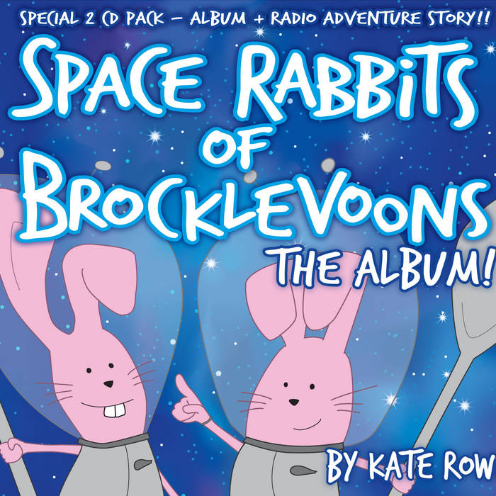 Space Rabbits of Brocklevoons cover art