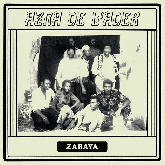 Zabaya cover art