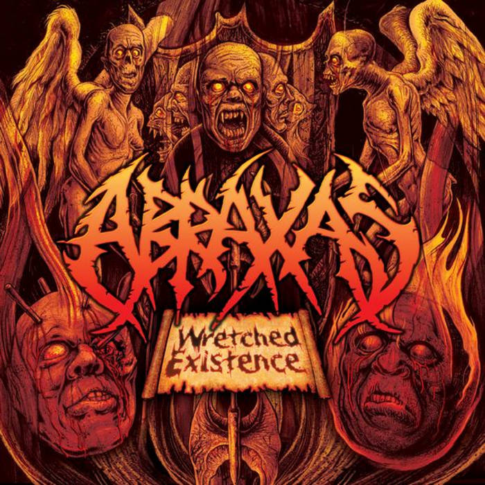 Wretched Existence cover art
