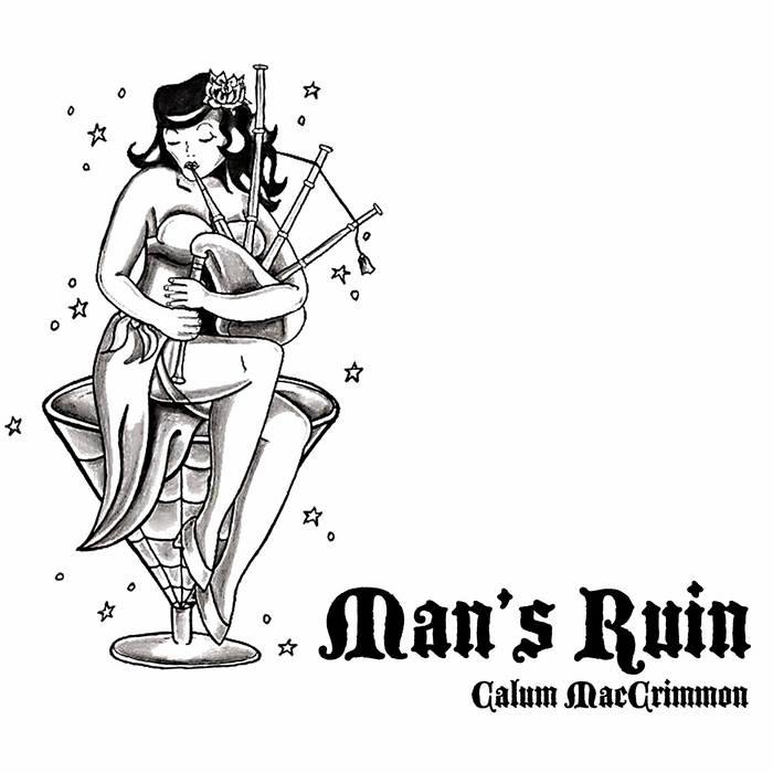 Man's Ruin cover art