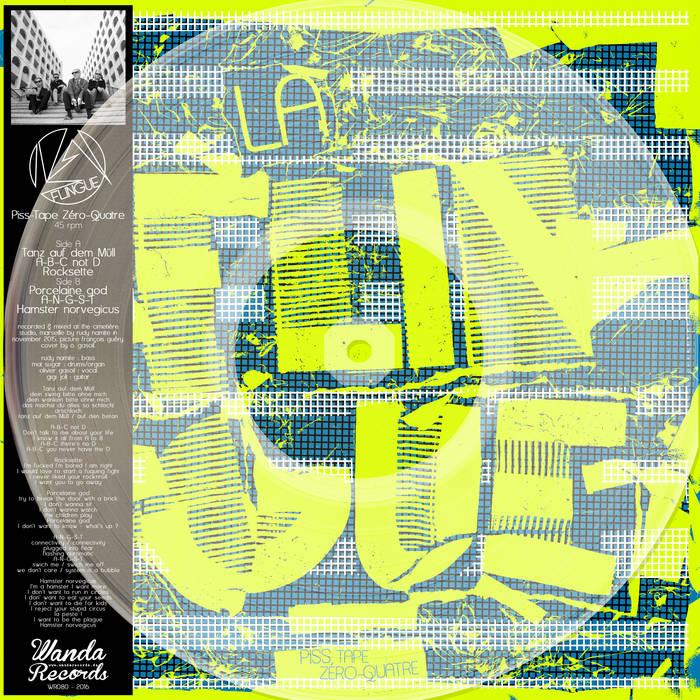 La Flingue - Piss-tape zéro-quatre cover art