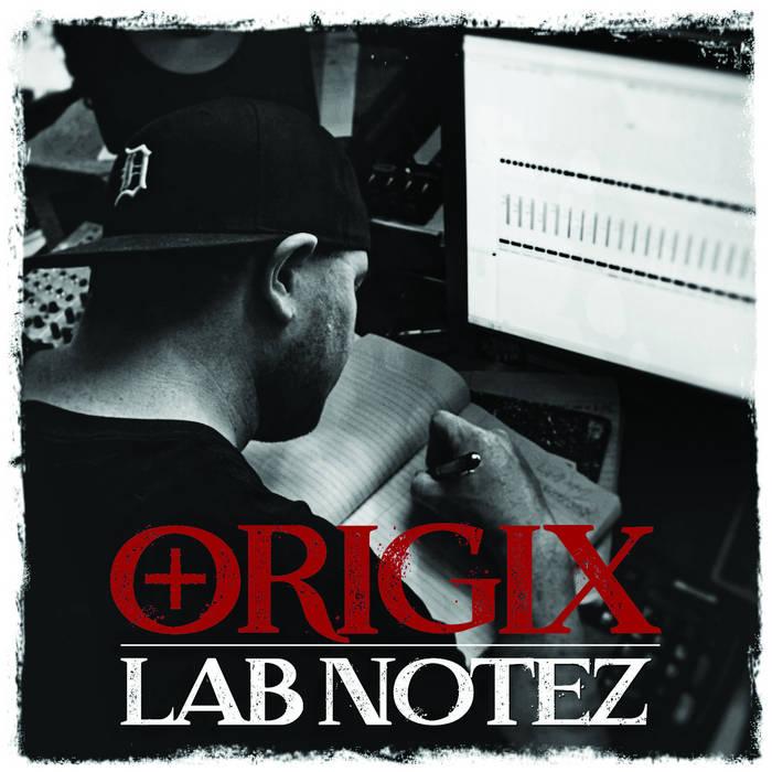 Lab Notez cover art