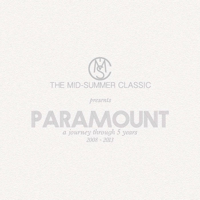 Paramount: A Journey Through 5 Years cover art