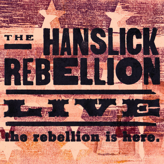 the rebellion is here. cover art