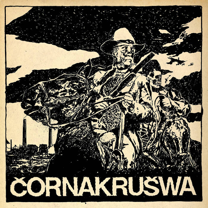 ČORNA KRUŠWA cover art