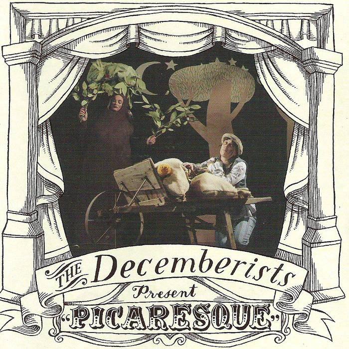 Picaresque cover art