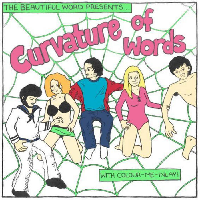 Curvature of Words cover art