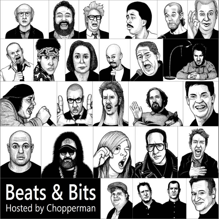 Beats & Bits cover art