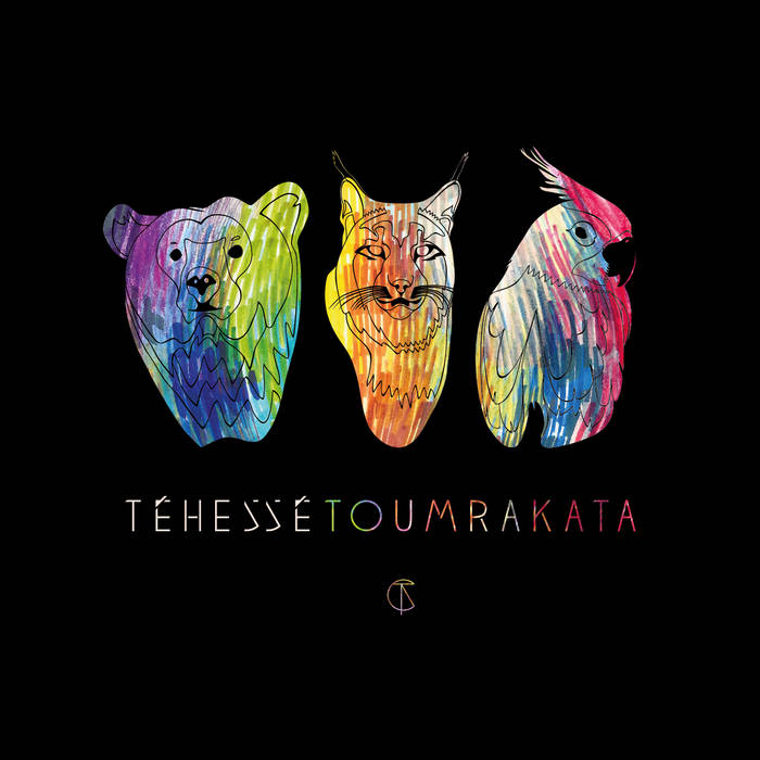 TOUMRAKATA cover art