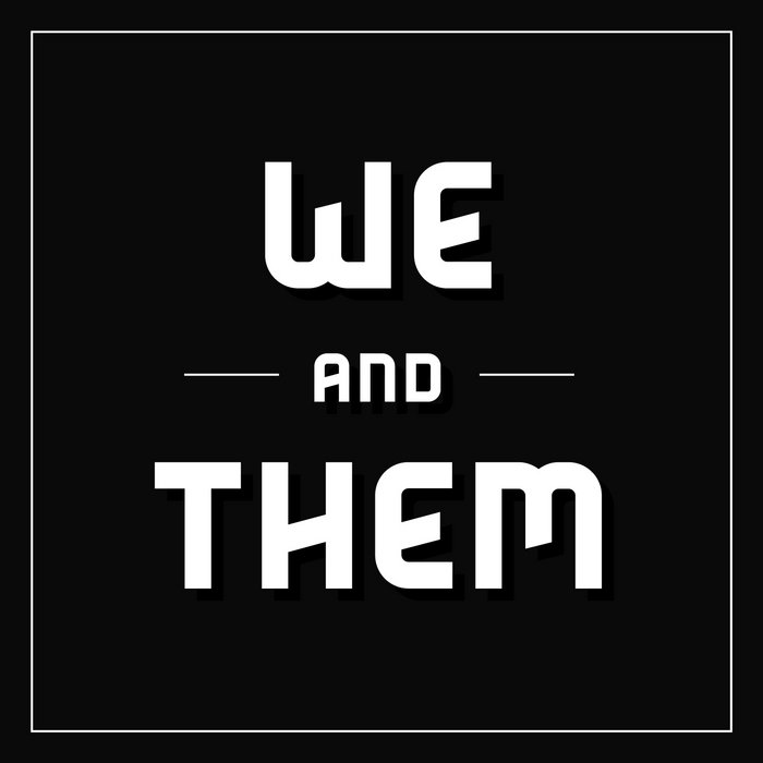 we/them cover art