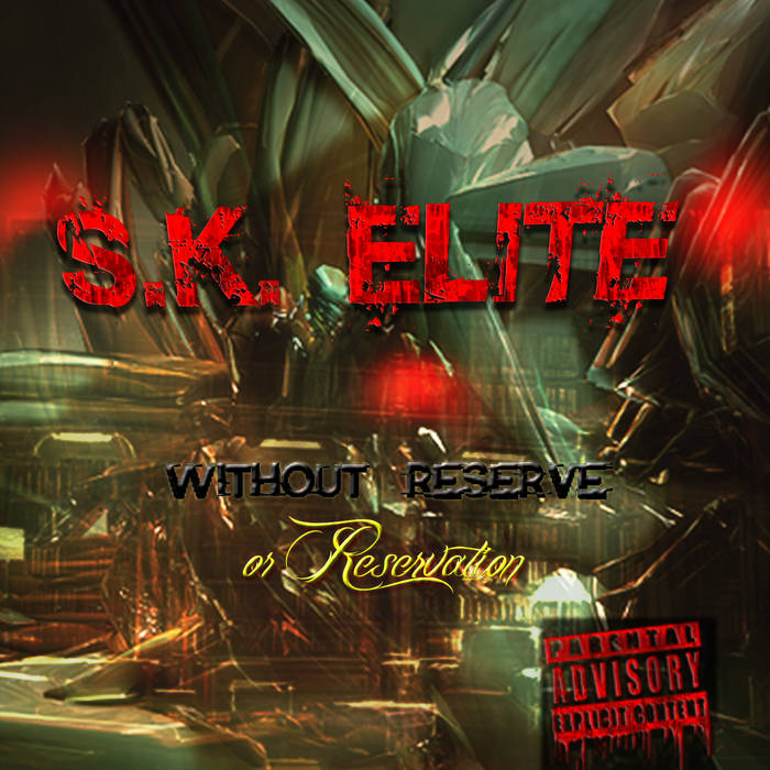 Without Reserve or Reservation cover art