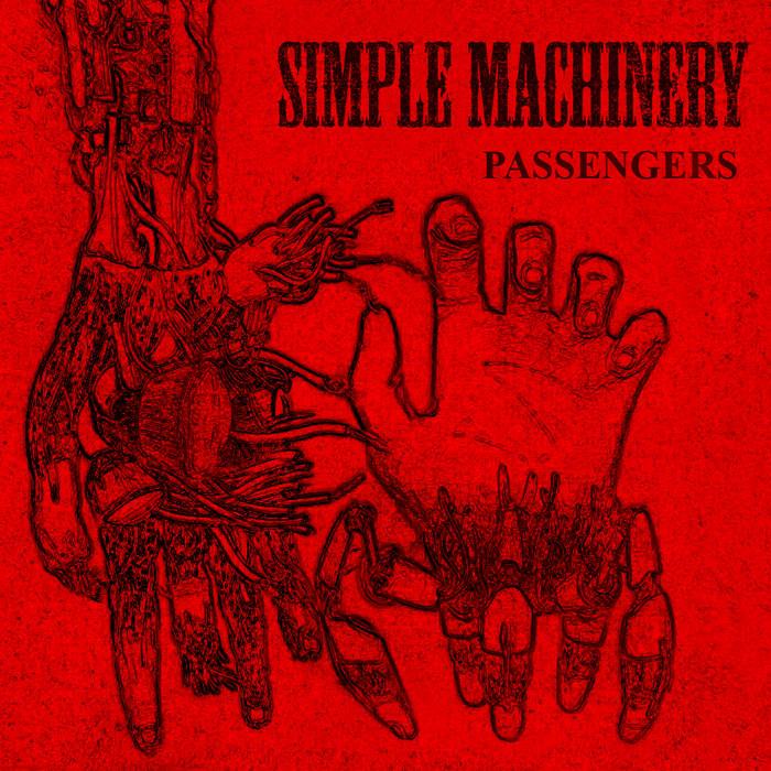 Passengers cover art