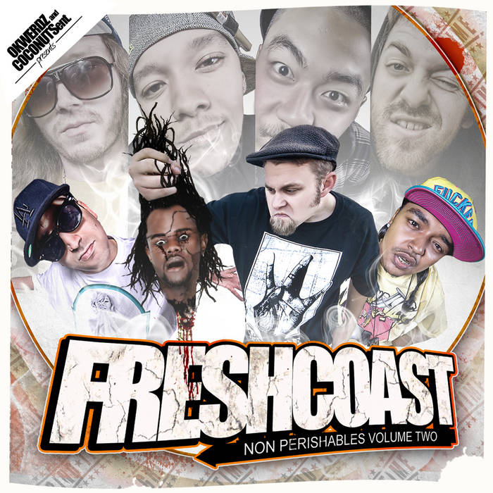 Fresh Coast Non-Perishables Vol. 2 (FREE DOWNLOAD) cover art