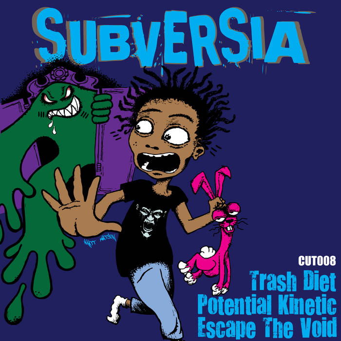 Subversia - Trash Diet E.P. cover art