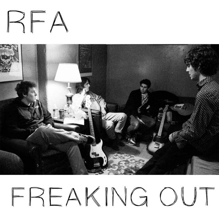 Freaking Out cover art