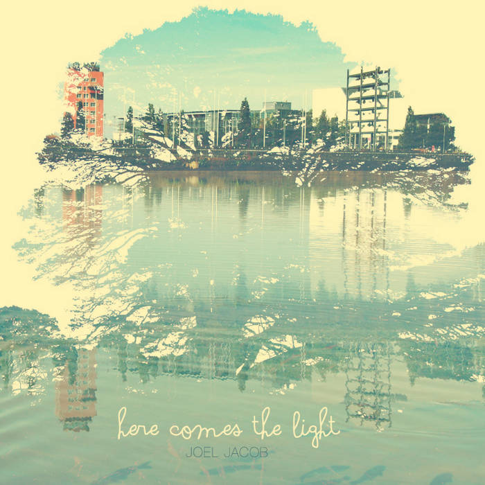 Here Comes the Light (EP) cover art