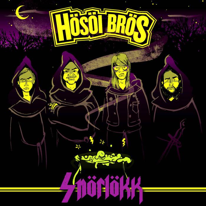 Snorlokk cover art