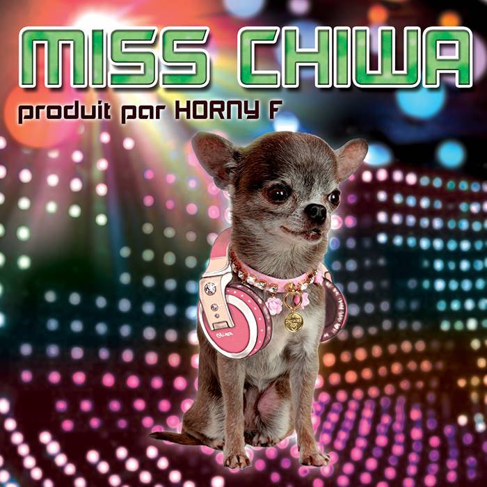 Horny F - Miss Chiwa EP cover art