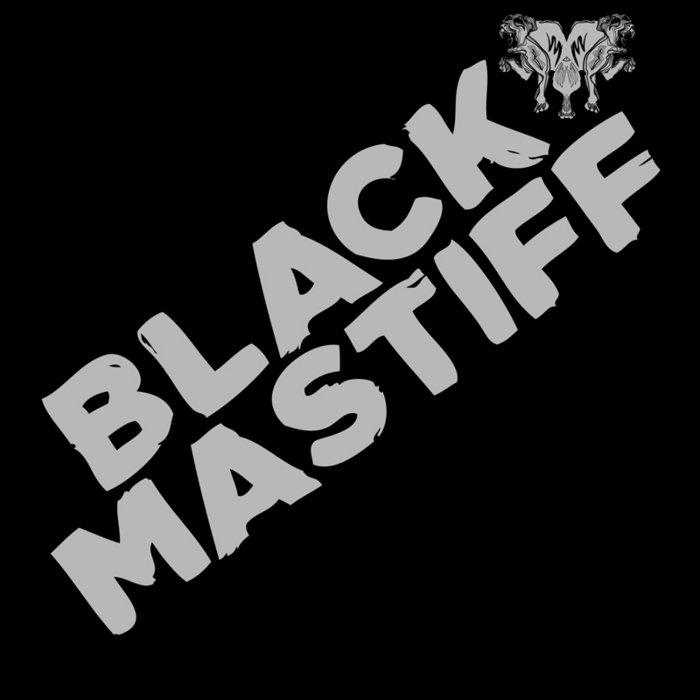 Black Mastiff EP cover art