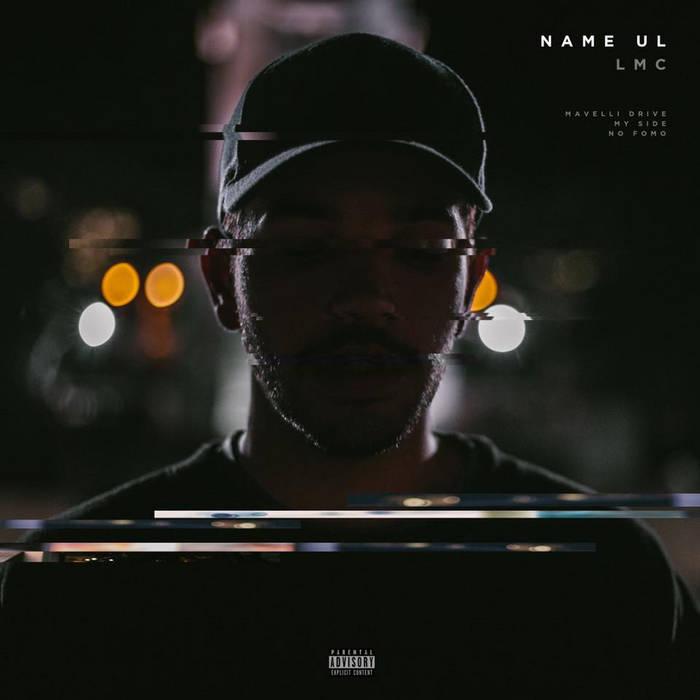 Name UL x LMC EP cover art