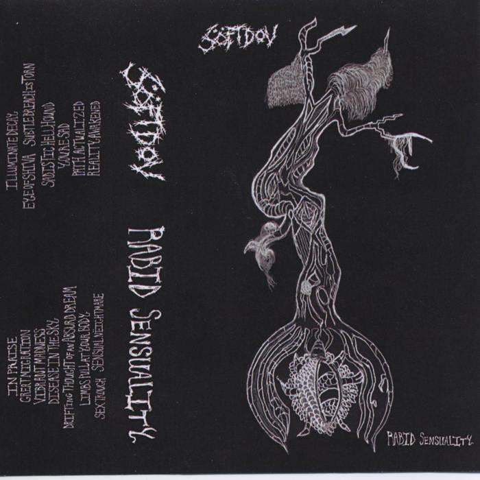 """Rabid Sensuality"" LP cover art"