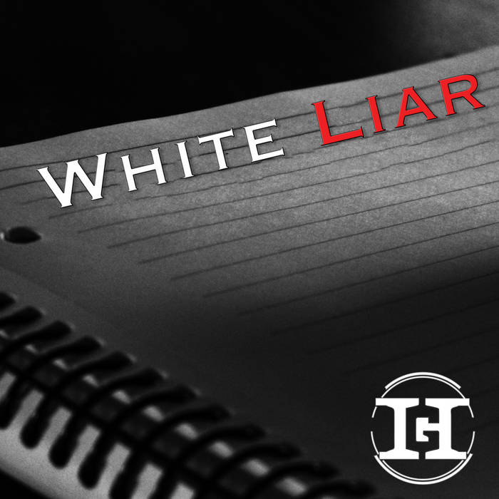 White Liar [Single] cover art