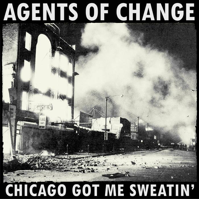 Chicago Got Me Sweatin' cover art