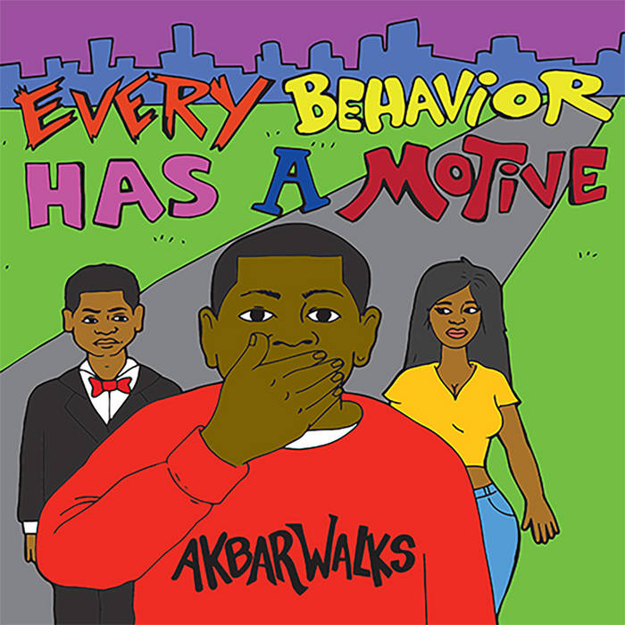 Every Behavior Has A Motive cover art