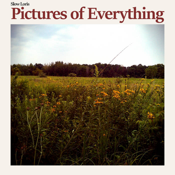 Pictures of Everything (EP) cover art