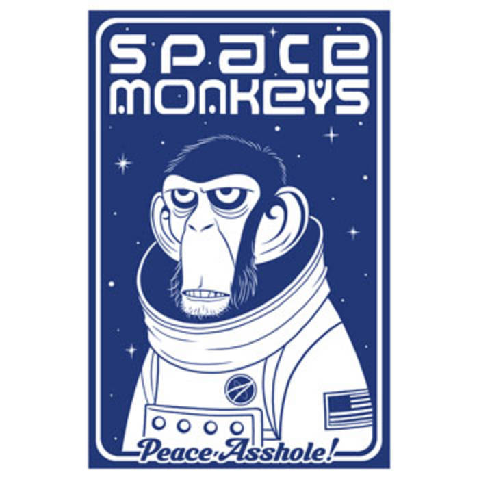 Space Monkeys cover art