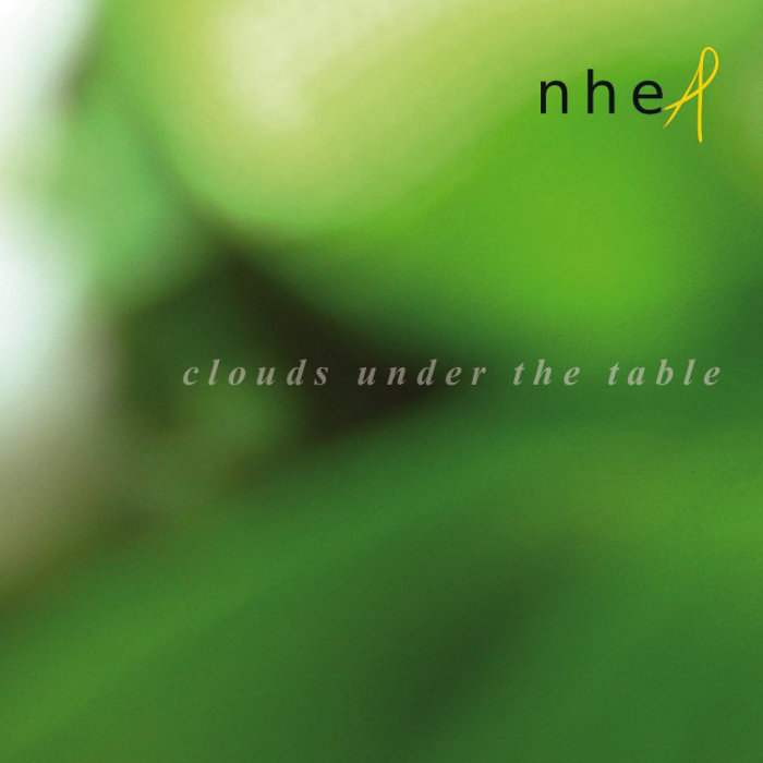 Clouds under the table cover art