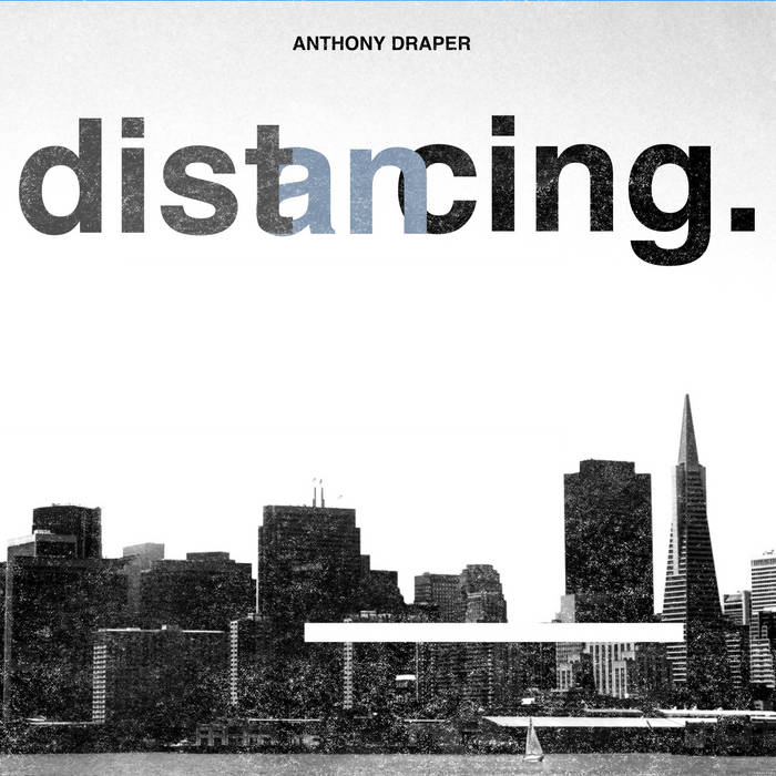 Distancing cover art