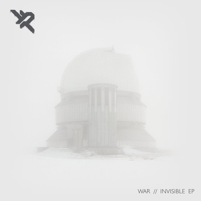 War - Invisible EP cover art
