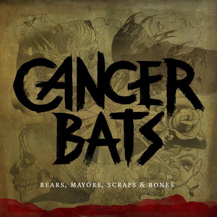 Bears, Mayors, Scraps & Bones cover art