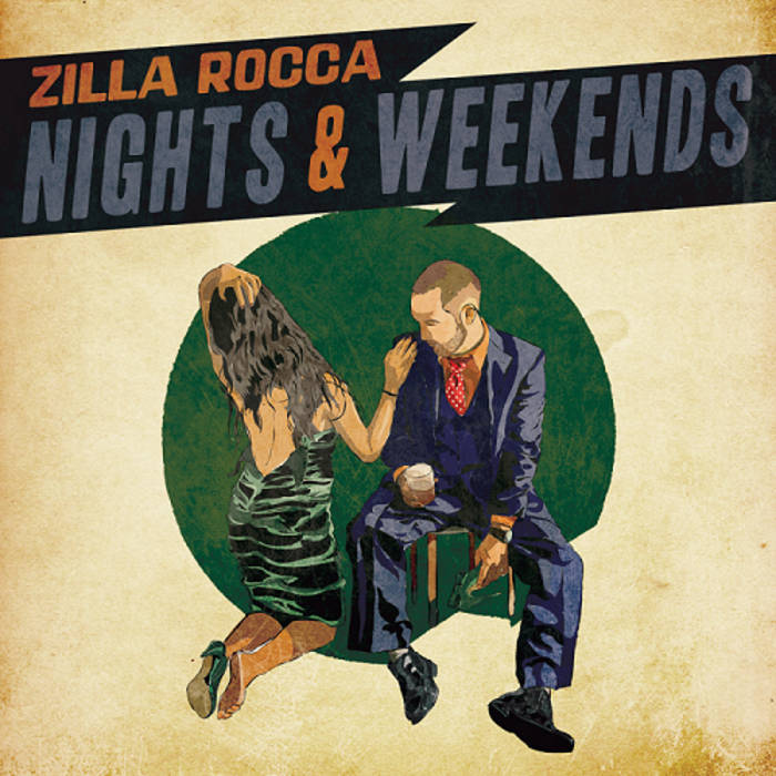 Nights & Weekends EP cover art