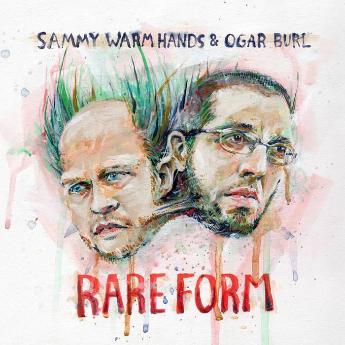 Rare Form cover art