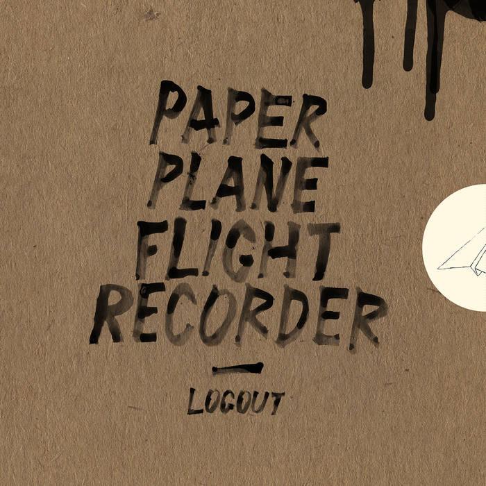 Paper Plane Flight Recorder cover art