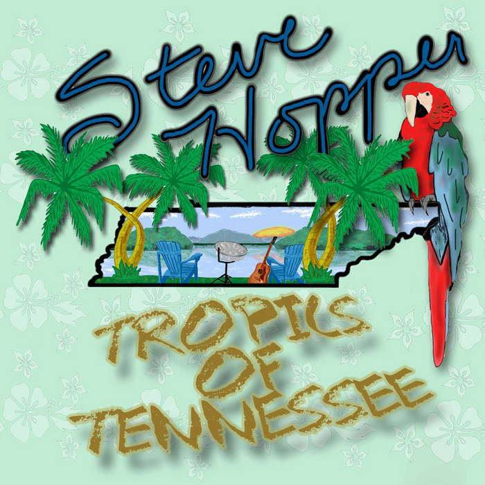 The Tropics Of Tennessee cover art